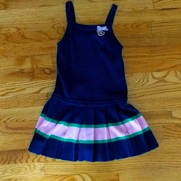 Gymboree Smart Girls Rule Jumper Dress